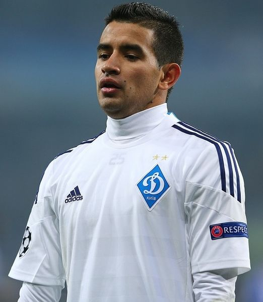 Derlis González did not have the best of seasons at Dynamo Kyiv - Image by Aleksandr Osipov