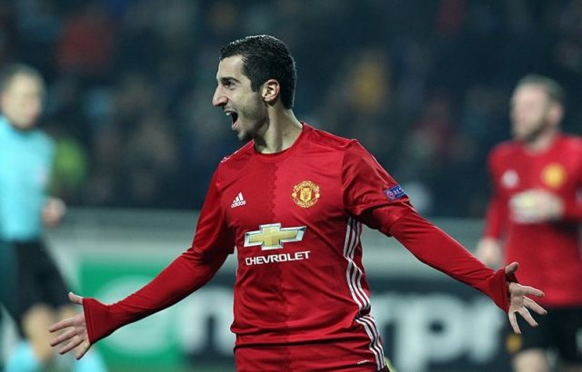 Bernard was signed to replace the departed Henrikh Mkhitaryan - Image by Stanislav Vedmid'