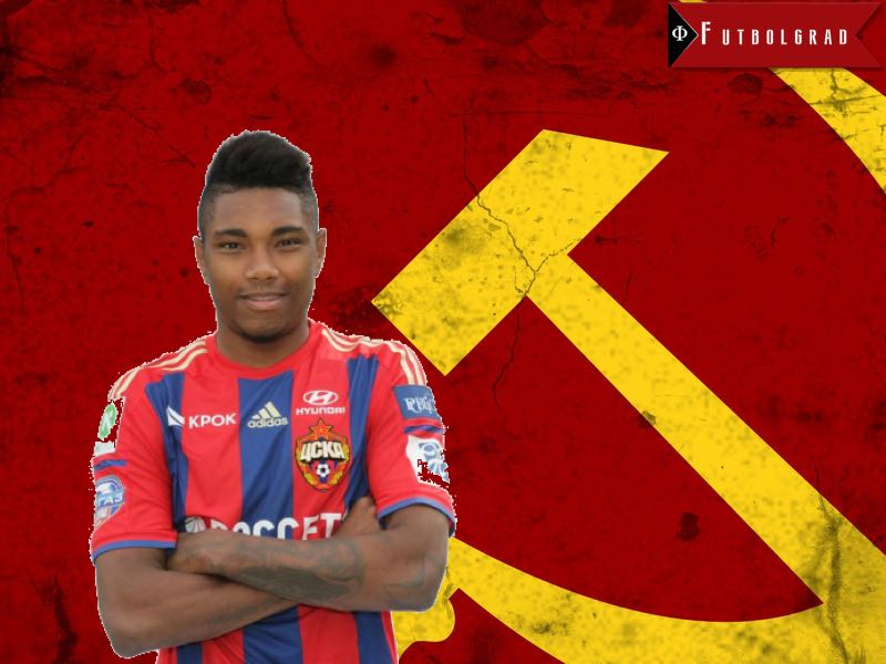Vitinho – A New Beginning at CSKA Moscow