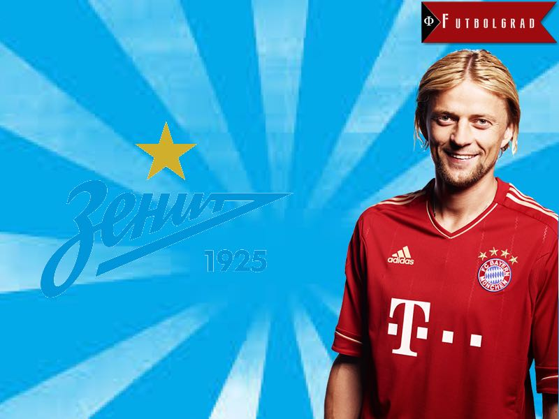 Anatoliy Tymoshchuk returns to Zenit Saint Petersburg