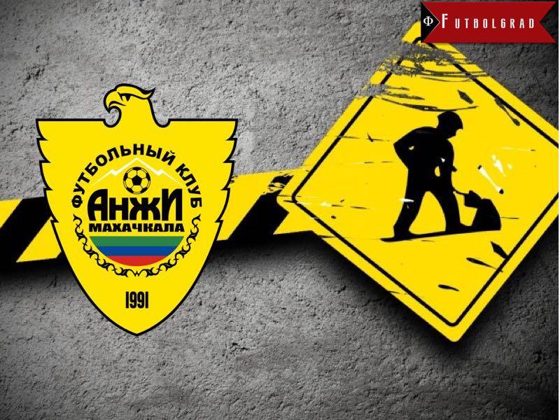 Anzhi Makhachkala – A Risky Rebuild for the Dagestani-based Club
