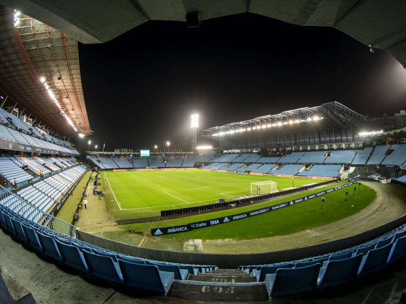 Celta Vigo vs Shakhtar Donetsk will take place at the Balaídos Stadium in Vigo. (Photo by Octavio Passos/Getty Images)