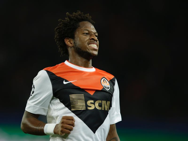 Shakhtar's Fred is one to watch. (KENZO TRIBOUILLARD/AFP/Getty Images)