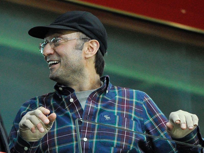 Suleyman Kerimov has sold Anzhi Makhachkala (STR/AFP/Getty Images)