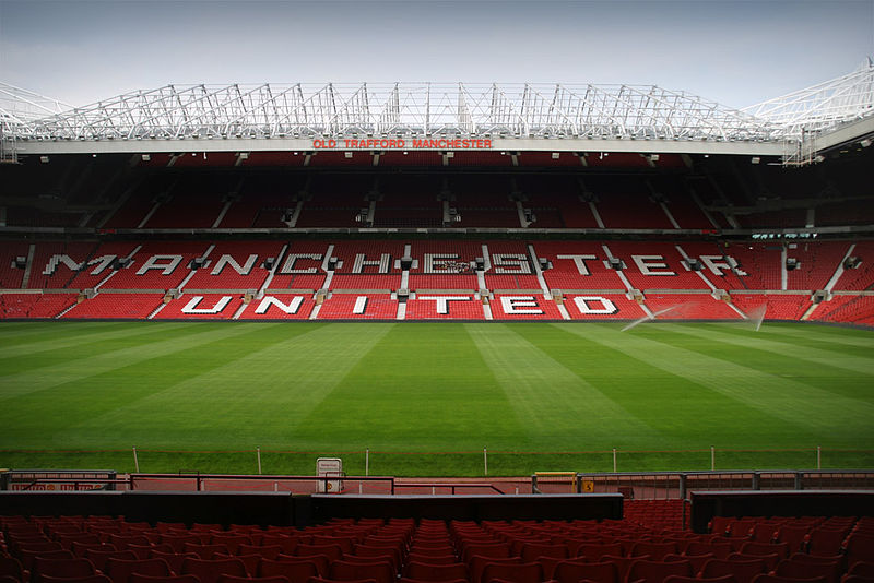 Manchester United vs CSKA Moscow will take place at Old Trafford. (André Zahn Creative Commons Attribution ShareAlike 2.0 Germany)