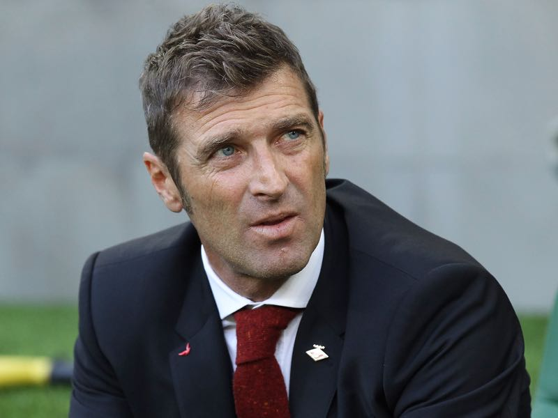 Spartak Champion! Massimo Carrera's Spartak appear to strong for CSKA Moscow at the moment (Photo by Epsilon/Getty Images)