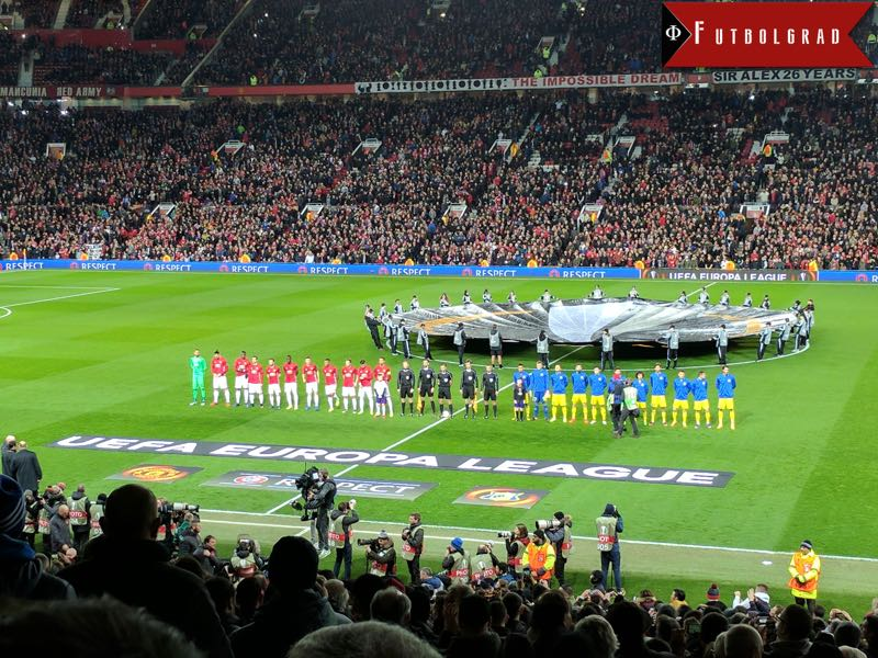 Manchester United vs Rostov - (Chris Willians Futbolgrad Network)