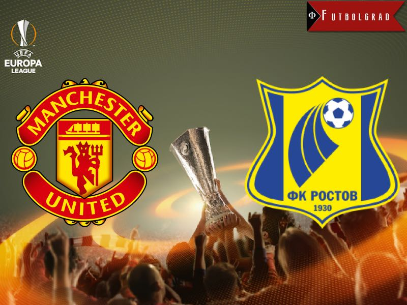 Image result for manchester united vs rostov