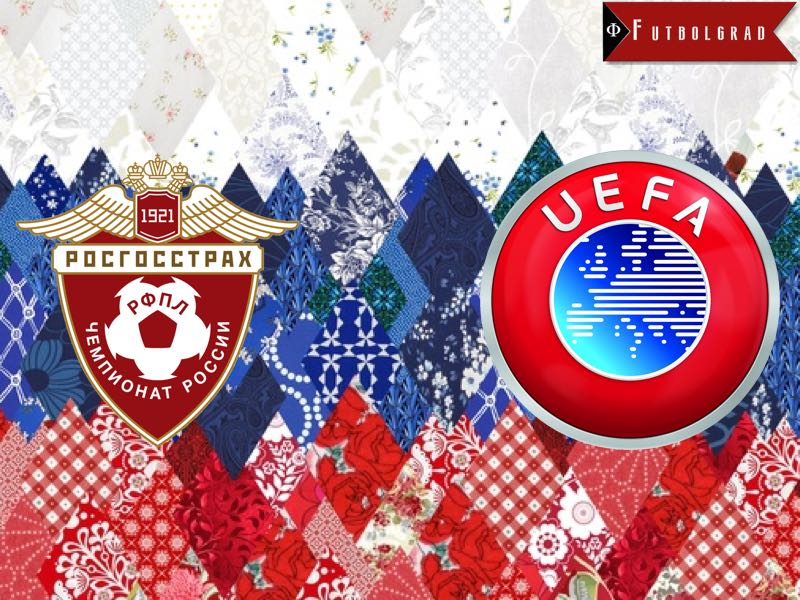 Russia's UEFA Coefficients Glory is Overshadowed by Uncertainty of Rule Changes