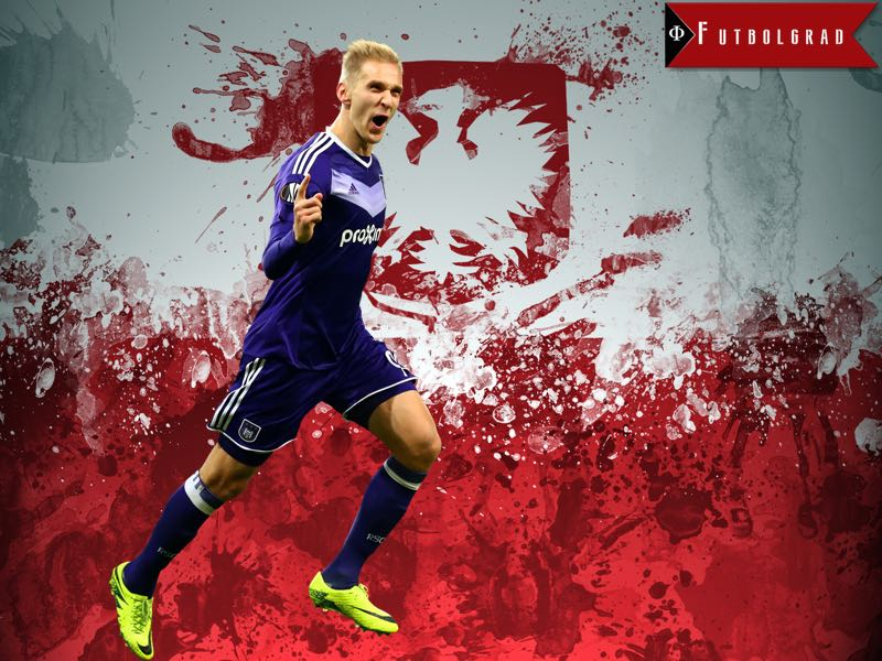 Lukasz Teodorczyk – Dynamo Kyiv's Loss is Anderlecht's Gain