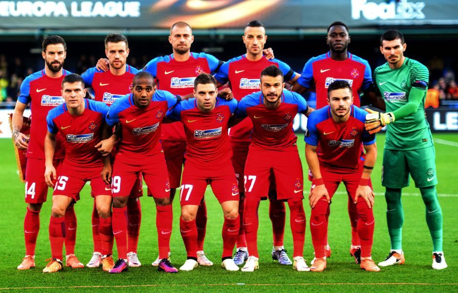 What future, if any, does the current Steaua, or FC FCSB, side have? (JOSE JORDAN/AFP/Getty Images)