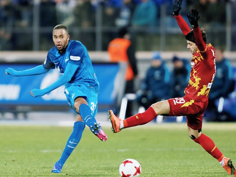 Hernani has struggled to replace Axel Witsel. (Photo by Epsilon/Getty Images)