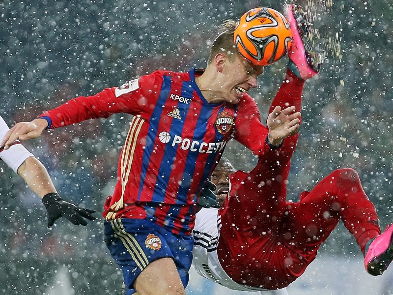 Pontus Wernbloom could be a major difference maker in the Moscow Derby (Photo by Epsilon/Getty Images)