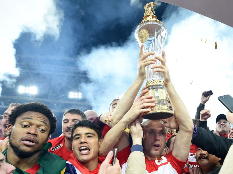 Having already won the title, Spartak may have simply lacked motivation on matchday 30. (Photo by Epsilon/Getty Images)