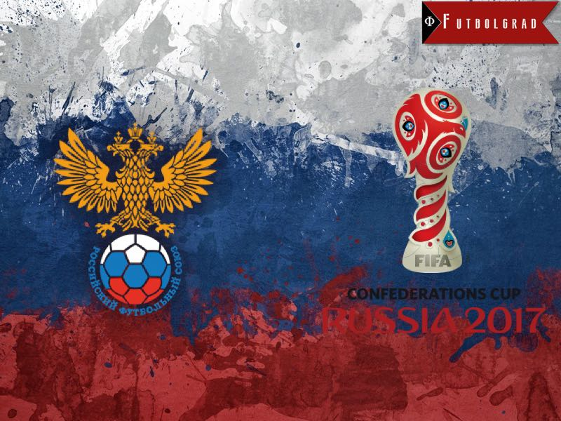 Sbornaya – Russia's Confederations Cup Dream Ends