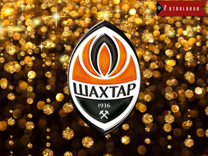 Shakhtar Donetsk Win a Famous Domestic Double