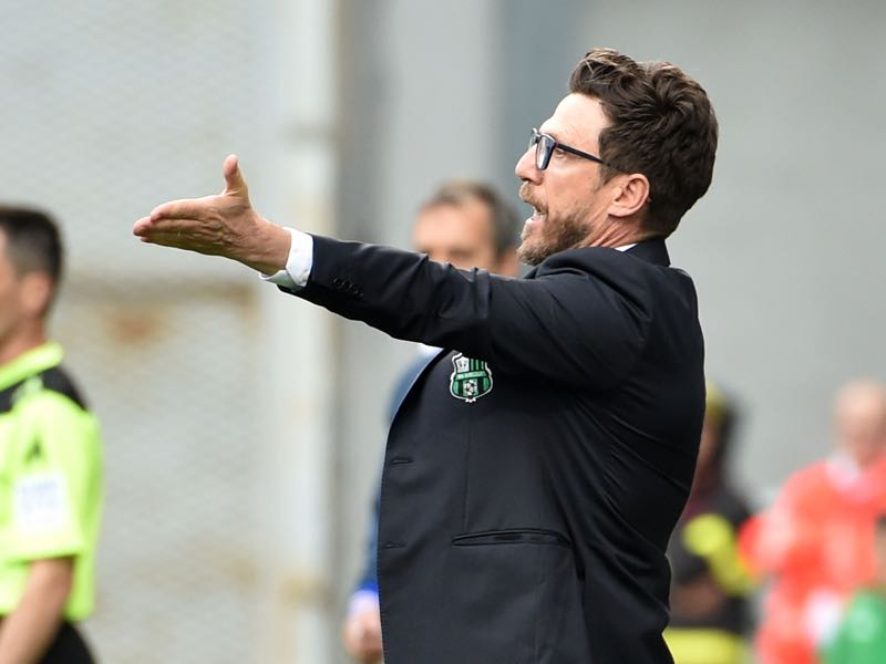 Could Eusebio Di Francesco lead the Zenit revolution? (Photo by Paolo Rattini/Getty Images)