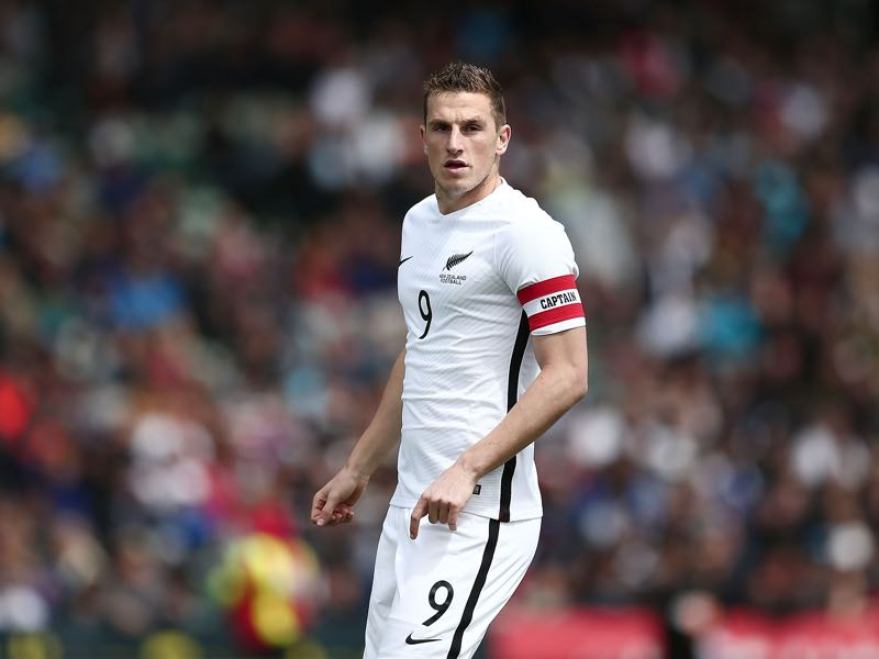 New Zealand's captain Chris Wood is one of the country's key players. (Photo by Anthony Au-Yeung/Getty Images)