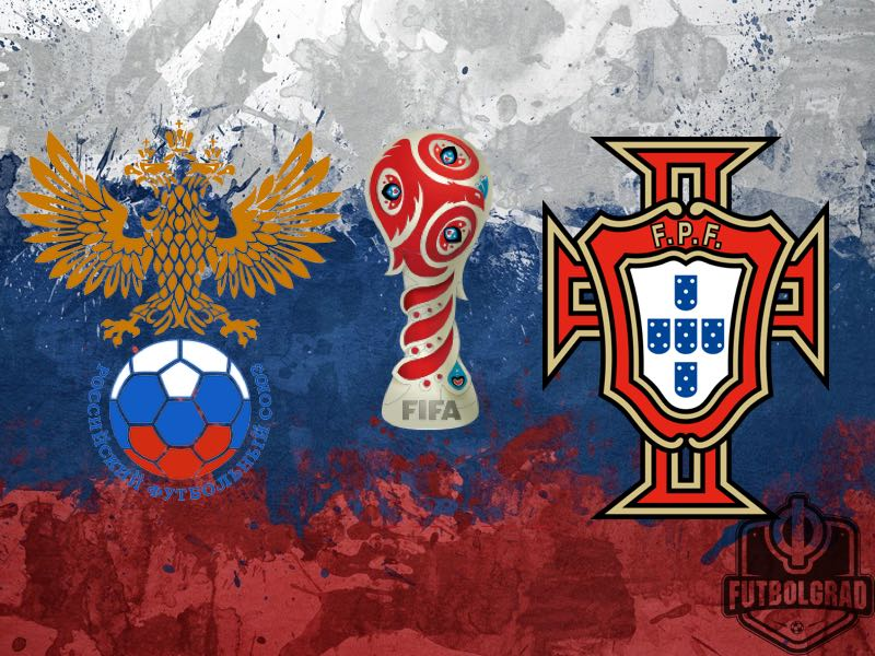 Russia vs Portugal – Confederations Cup Preview