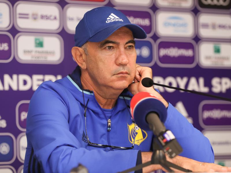 Kurban Berdyev was officially the vice-president of Rostov last season. (Photo credit should read VIRGINIE LEFOUR/AFP/Getty Images)