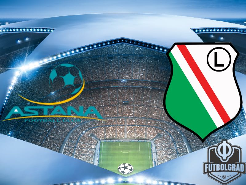 Astana vs Legia Warszawa – Champions League Preview