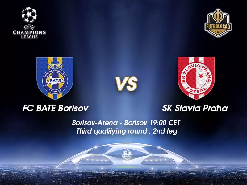 BATE Borisov vs Slavia – Champions League Preview
