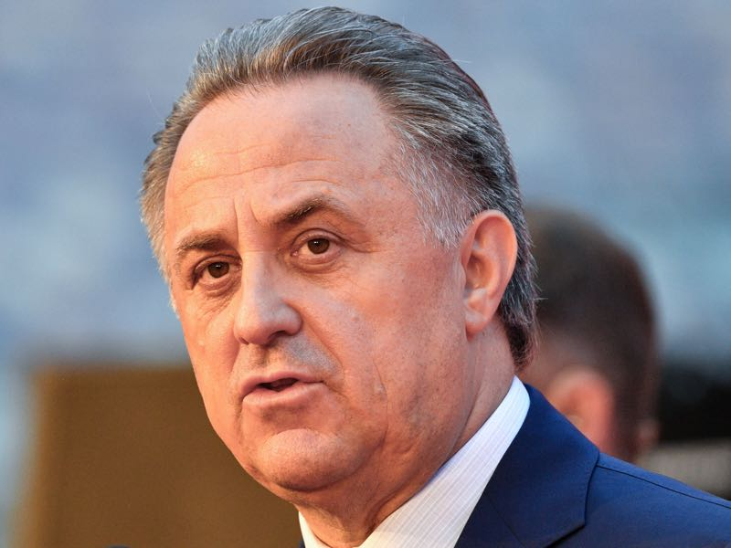 Russian Football Union president Vitaly Mutko is one of the decision makers when it comes to new foreign limitation rules in Russian football. (MLADEN ANTONOV/AFP/Getty Images)