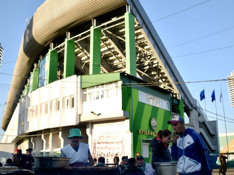 Will we see a full season at the Kuban Stadium? (Photo by Kirill Kudryavtsev/EuroFootball/Getty Images)