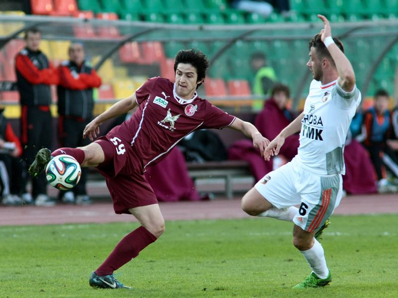 Azmoun is now rejoining Rubin where he had played previously. (Photo by Epsilon/Getty Images)