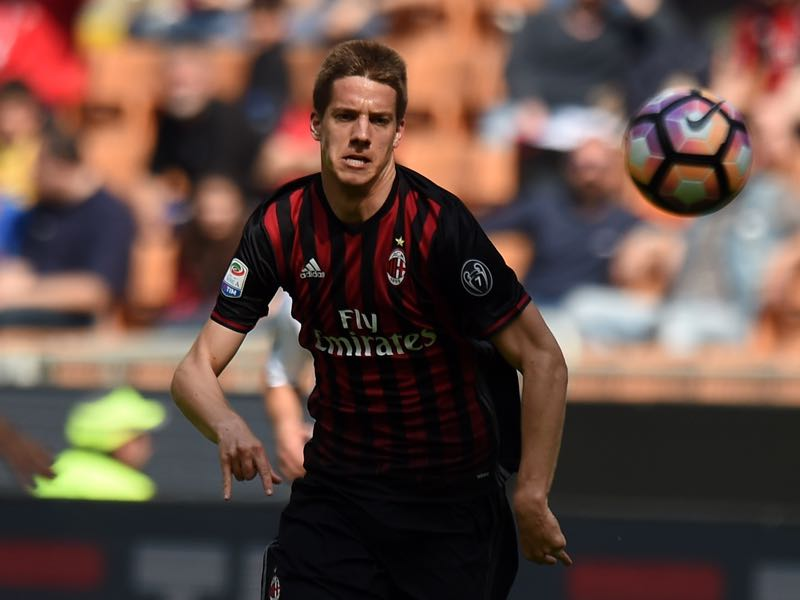 Mario Pašalić had a good season with AC Milan last year. (Photo by Tullio M. Puglia/Getty Images)