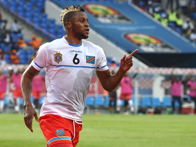 Junior Kabananga is Astana's number one attacking option. (ISSOUF SANOGO/AFP/Getty Images)