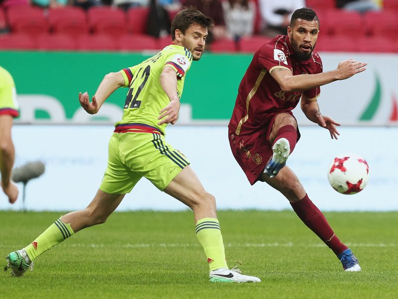 Jonathas scored twice against CSKA Moscow this season. (Photo by Epsilon/Getty Images)