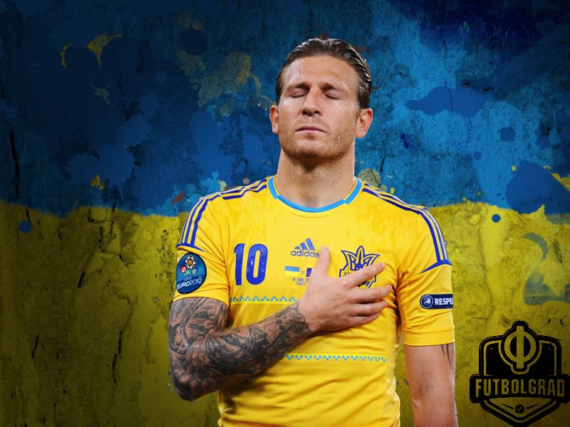 Andriy Voronin – A Cosmopolitan With a Ukrainian Heart