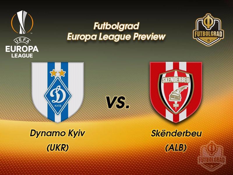 Dynamo Kyiv vs Skënderbeu Korçë – Europa League Preview