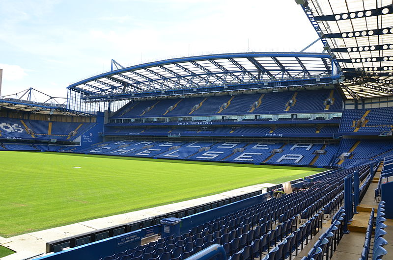 Chelsea vs Dynamo Kyiv will take place at Stamford Bridge. (Photo: Lachlan Fearnley CC-BY-SA-3.0)