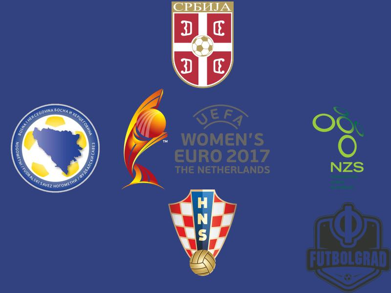 "#WePlayStrong"": Women's Football in the Balkans"