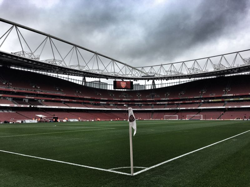 Arsenal v BATE will take place at the Emirates in London. (Photo by Mike Hewitt/Getty Images)