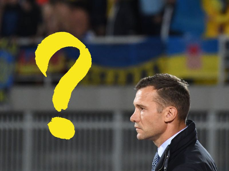 Zbirna World Cup Failing – Should Shevchenko Stay or Go?