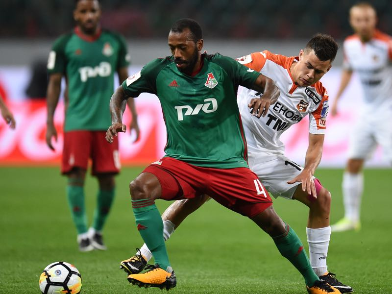 Manuel Fernandes has been in excellent form for Lokomotiv. (Photo by Epsilon/Getty Images)