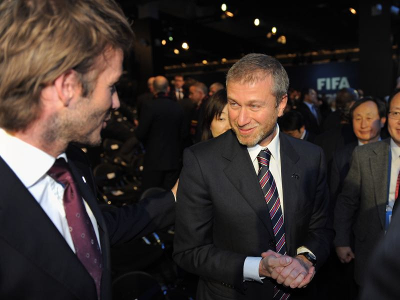 Roman Abramovich could have created a super club in Torpedo. (Photo by Michael Regan/Getty Images)