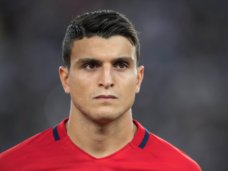 Mohamed Elyounoussi will be one to watch as FC Basel take on CSKA Moscow. (Photo by Trond Tandberg/Getty Images)