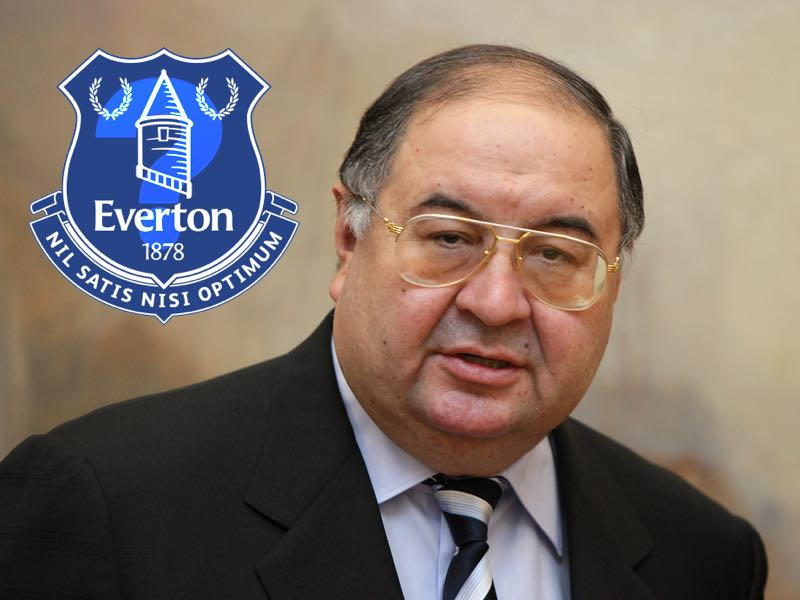 Usmanov – Why the Oligarch Will Not Join Moshiri at Everton