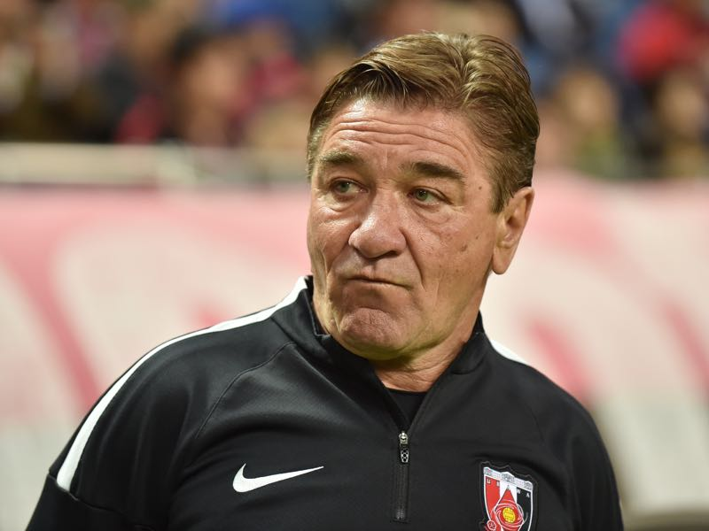 Mihailo Petrović last coached in Japan. (KAZUHIRO NOGI/AFP/Getty Images)