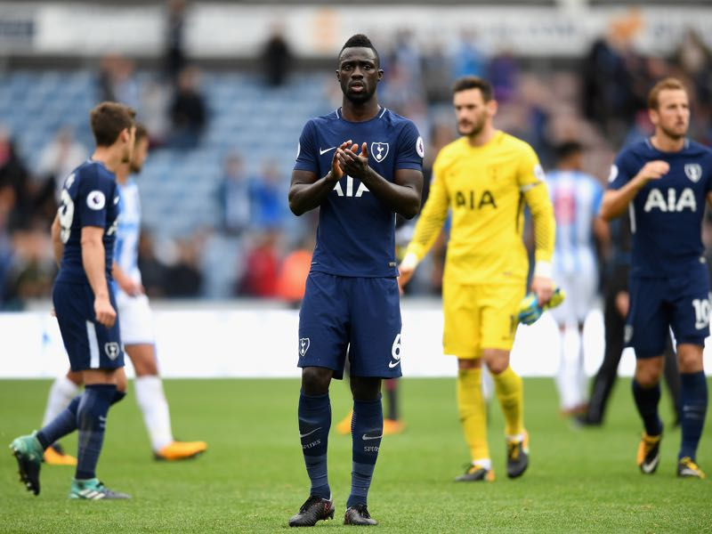 Tottenham's Davinson Sanchez is one of eleven rising stars to watch at the 2018 FIFA World Cup in Russia. (Photo by Michael Regan/Getty Images)