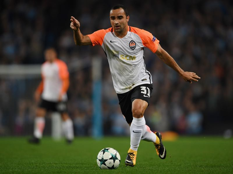Ismaily could become the latest Brazilian to play for Ukraine. (Photo by Laurence Griffiths/Getty Images)