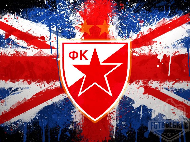 A Glorious Summer – When Crvena Zvezda Toured the UK