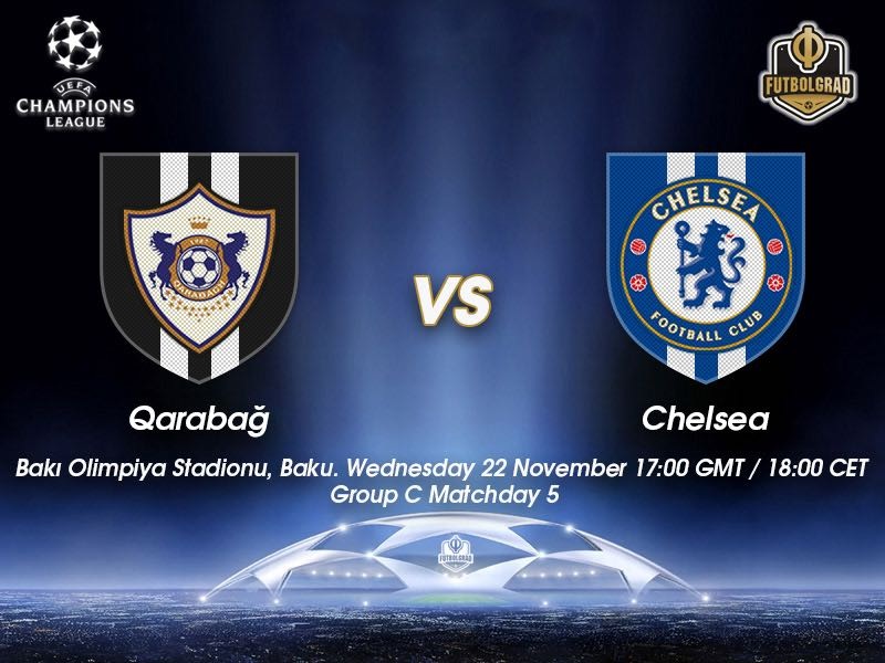 Qarabag vs Chelsea – Champions League – Preview
