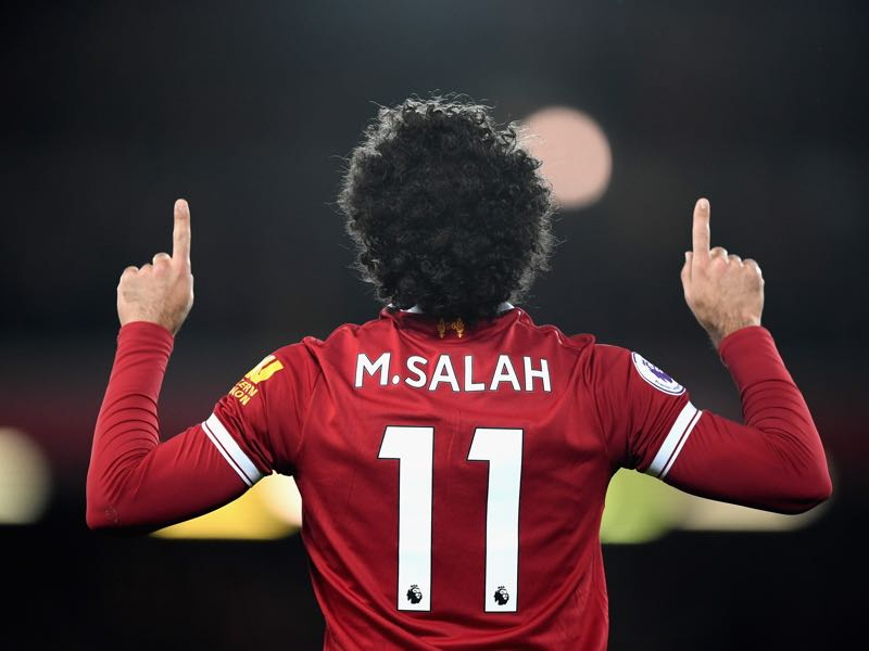 Mohamed Salah will be Liverpool's key player against Spartak Moscow. (Photo by Shaun Botterill/Getty Images)