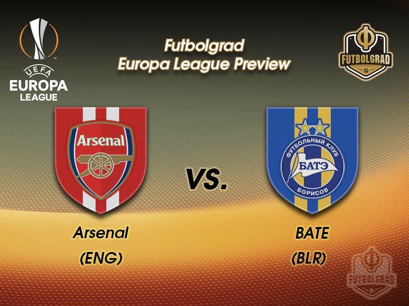 Arsenal vs BATE Borisov – Europa League – Preview