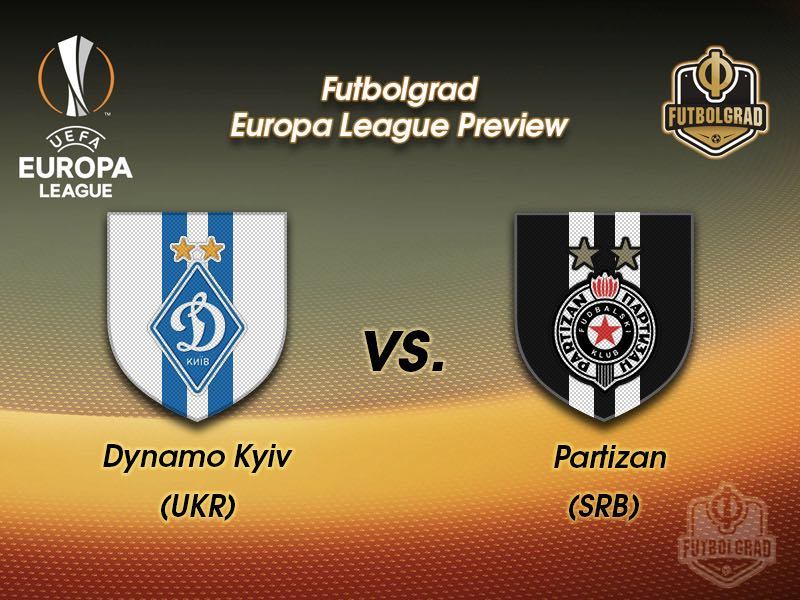 Dynamo Kyiv vs Partizan – Europa League – Preview